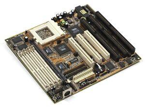 Socket 7 motherboard - Zida Tomatoboard 5SVA - VIA Apollo VPX - TESTED