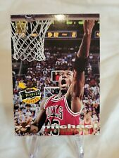 1993-94 Topps Stadium Club Michael Jordan Frequent Flyers Card First Day Issue