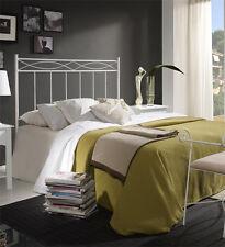 Hogar24-Cabecero de forja dormitorio matrimonio o individual varios colores.556