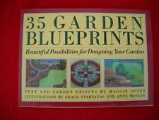 35 Garden Blueprints