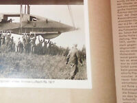 1899- 1932er Marine Krieg WW I Luftschiff komplett Album Zeppelin Weltfahrten Sa
