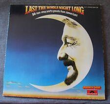 James Last, last the whole night long, 2LP - 33 tours
