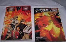 comic gundam wing  episode zero Katsuyuki Sumisawa blind target