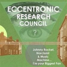 THE ECCENTRONIC RESEARCH COUNCIL - JOHNNY ROCKET, NARCISSIST & MUSIC MACHINE.I'M