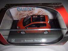 1/43 VOITURE RENAULT TWINGO GT OLIEX CARARAMA