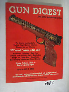 GUN DIGEST 1966-20 th ANNIVERSARY EDITION (70B2)