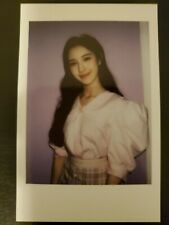 OFFICIAL Weeekly We Are Jaehee Album Photocard Polaroid Kpop Card