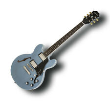 Epiphone ES339 PRO Semi Hollow Archtop Electric Guitar Pelham Blue ET33PENH1