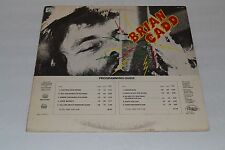 Brian Cadd~Self Titled LP~PROMO Chelsea Records BCL1-0163~FAST SHIPPING