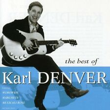 Karl Denver The Best Of Karl Denver 1999 18 Titres Album CD Neuf/Unplayed