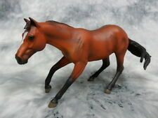 CollectA NIP * Quarter Horse Stallion - Bay * Model Horse #88584 Figurine Toy