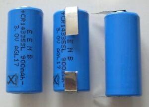 CR14335 SL - 3.0 Volts 900 mAh