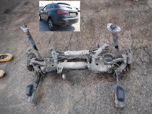 axle rear sub frame audi q3 8u 2012-18 ym15fbz