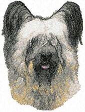 Embroidered Sweatshirt - Skye Terrier Aed16130 Sizes S - Xxl
