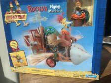 Chicken Run Rocky's Flying Machine. Aardman Studios. 2000 Mib. Sealed.