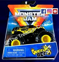 SPIN MASTER - 2020 MONSTER JAM - QUEEN BEE - NEW RaRe