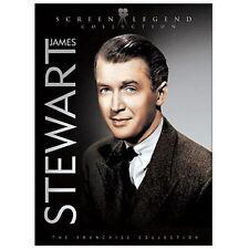 James Stewart: Screen Legend Collection (DVD, 2007, 3-Disc Set, Franchise Collec