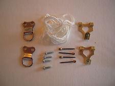Imágenes de gran Colgante Kit De Cable De Doble anillos en D Ganchos Y Fijación