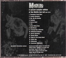 the misfits limited edition cd