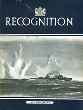 RECOGNITION JOURNAL AUG 54 BREGUET PROVENCE MYSTERE HMS INGLESHAM F-100 JAVELIN