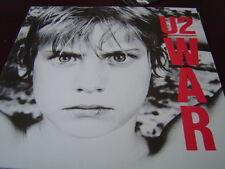 U2 WAR LP 1983 ISLAND RECORDS GATEFOLD 90067