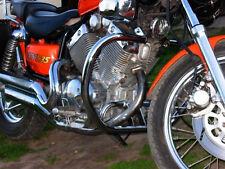 Yamaha Virago XV 535 Highway Crash Bar Engine Guard Stainless Steel