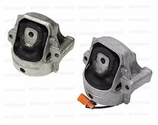 Audi A4 2010-2014 Set of 2 Engine / Motor Mounts Left + Right OEM Brand New