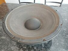 "VINTAGE KLIPSCH 15"" WOOFER MODEL K-45-KP VERY RARE"