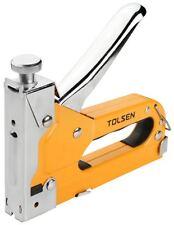 Tolsen HEAVY DUTY CUCITRICE A 3 VIE + GRATIS 600 punti metallici Pro qualità garantita