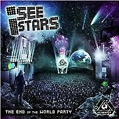 I See Stars - The End of the World Party (2011)  CD  NEW  SPEEDYPOST