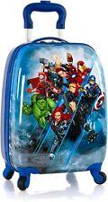 Marvel Avengers Hardside Spinner Rolling Luggage for Kids - 18 Inch