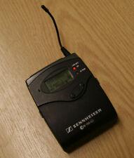 Sennheiser SK100 G3 Beltpack Transmitter  (22_O)
