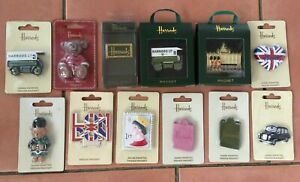 Harrods Collectable Fridge Magnet  BNWT -many to choose from