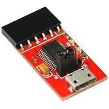 TinySine Micro USB FTDI Basic Breakout Module For Arduino 3.3V/5V Computers &
