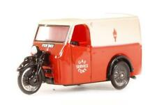 """OXFORD DIECAST 76TV004 OO SCALE Tricycle Van """"Gas and Coke Service"""""""