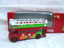 Corgi 32702 Routemaster Open Top Kowloon Motor Bus Co KMB Merry Xmas. Mint Boxed