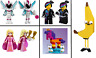 Lego 70824 The Lego Movie 2 Minifigures CHOOSE YOUR MINIFIGURE