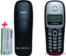 SIEMENS GIGASET A 16H A16/ A160/ A165/ 160/ 165/ A26 A260 Auricular + Batería