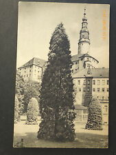 Architektur/Bauwerk Ansichtskarten aus Sachsen mit dem Thema Burg & Schloss