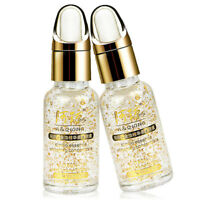 Skin Care 24k Pure Gold Foil Essence Hyaluronic Acid Liquid Cream Anti Wrinkle