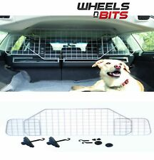 MESH DOG GUARD FOR HEAD REST MOUNTING TO FIT Audi A4 Avant Estate 5dr 2008-2017
