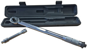 """Half Inch Torque Wrench Ratchet Quality Heavy Duty Streetwize Tools 1/2"""" GS"""