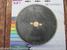 HM-Kreissägeblatt für Kunststoff 250 x 30 Z 80 Stehle