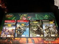 SOCOM U.S. Navy Seals Game Collection lot PlayStation 2 MINT MUST SEE PHOTOS!