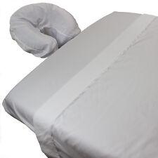 100% Egyptian Cotton Massage Sheet Set
