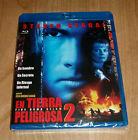 IN / Auf / Im Erde Erbe 2 Blu-Ray Neu Versiegelt Aktion Abenteuer (Ohne Offen )