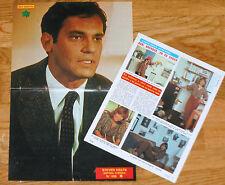 SEVENTH AVENUE TV SERIES 1970s poster clippings Steven Keats Dori Brenner