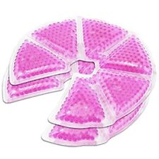 Breast Therapy Gel Pads For Breastfeeding Nursing Moms Hot And Cold Gel Pads