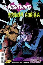 NIGHTWING MAGILLA GORILLA