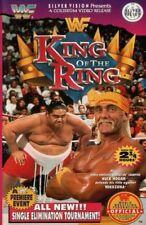 WWF King of the Ring 93 1993 SV ORIG VHS WWE Wrestling Hogan vs Yokozuna